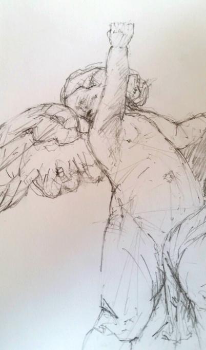 tegning rom