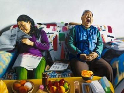 kinesisk kunst aros